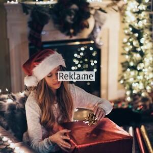 mange gaver til jul
