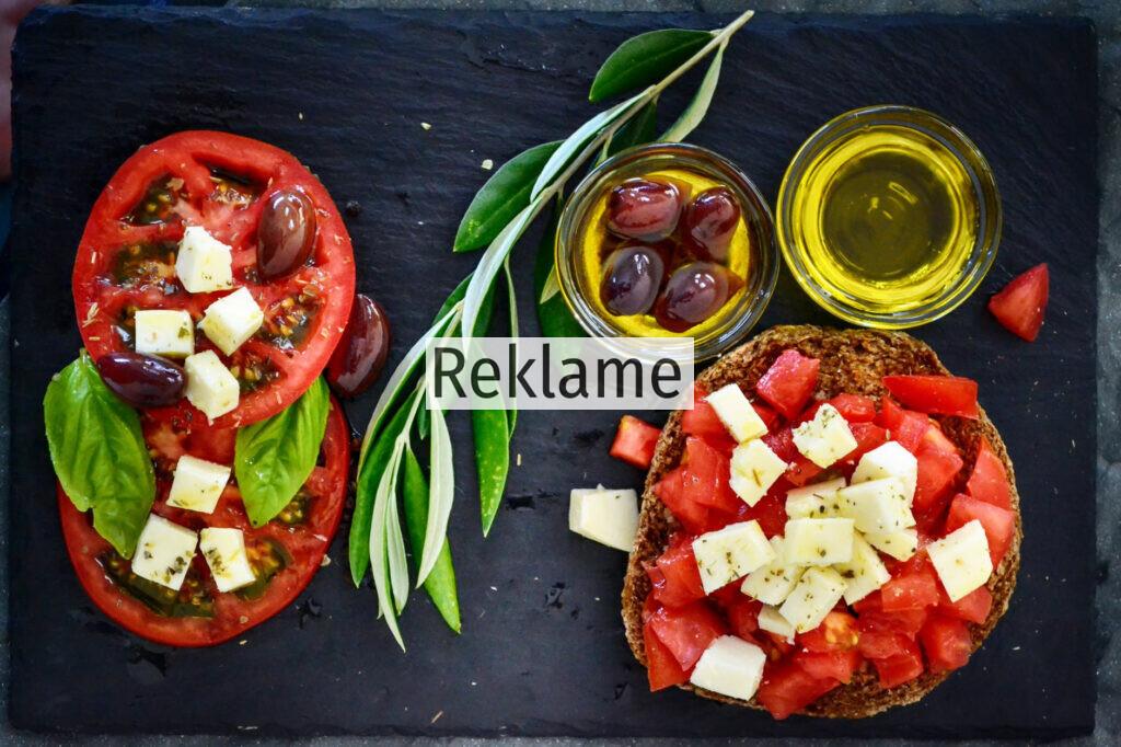 Forkæl dig selv med ægte italiensk mad