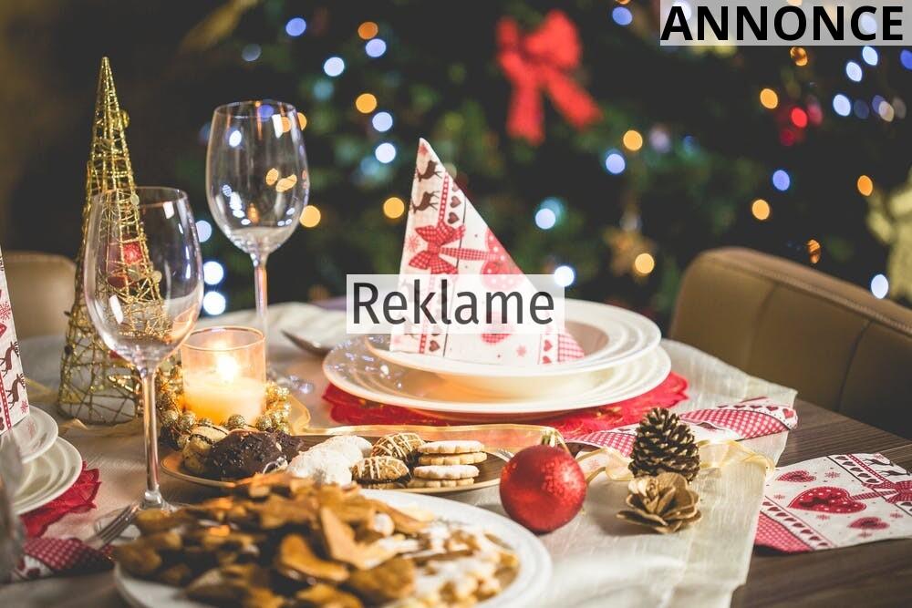 Sådan planlægger du den perfekte julefrokost for veninderne
