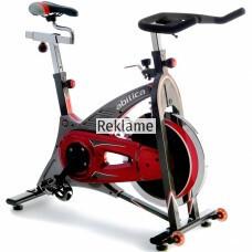 Hold vægten med en spinningcykel