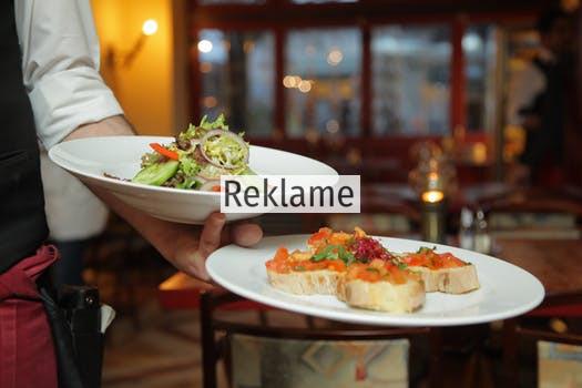 Tag på restaurant og få nye oplevelser