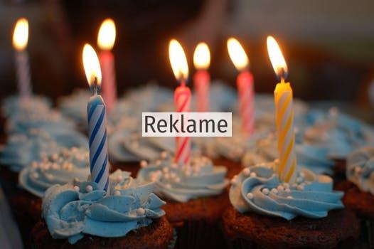 Fejr din fødselsdag med manér