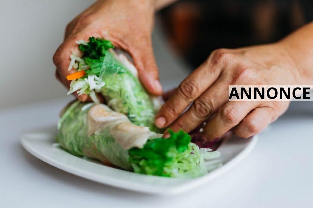 Bliv bedre til at spise vegetarisk eller vegansk